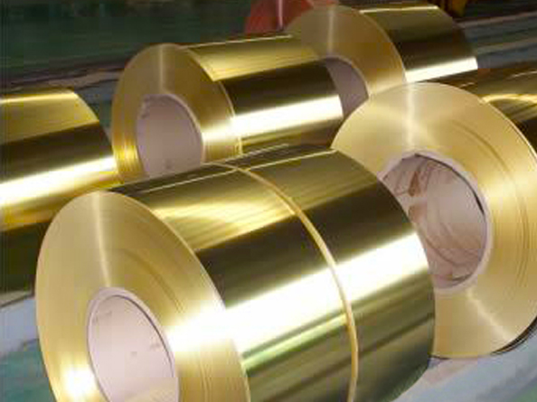 C22000 Brass Strip